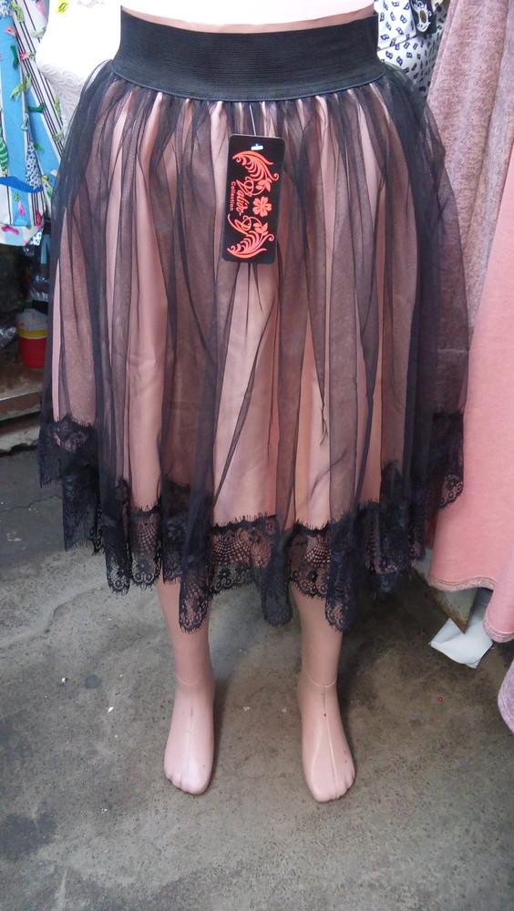 Распродажа!!! юбки с фатином. фото №1