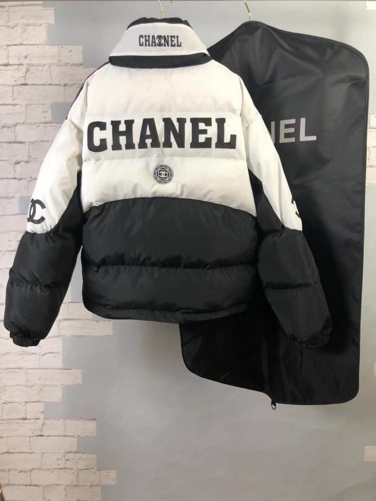 Женская курточка chanel фото №1