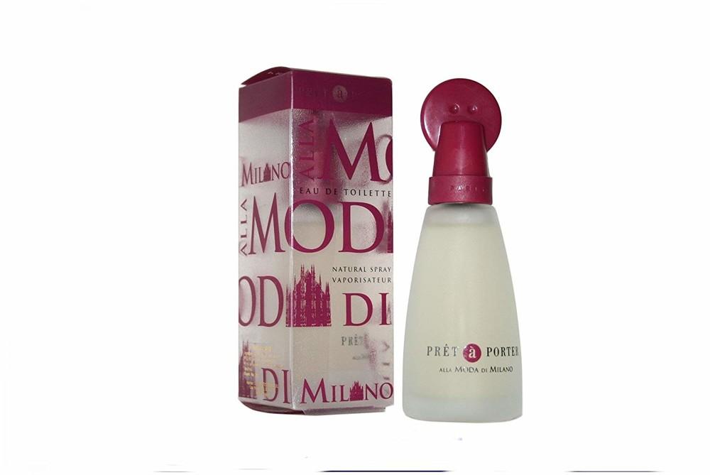 Coty Pret A Porter Alla Moda Di Milano Woman редкость остаток в