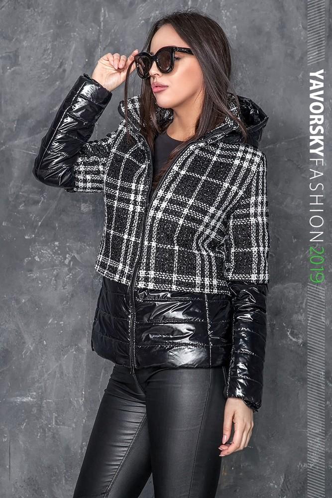 Женская стильная куртка фото №1