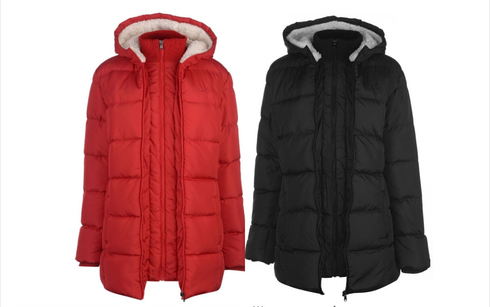 Теплющая термо-куртка lee cooper, оригинал, размеры фото №1