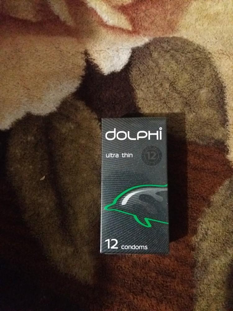 Презервативы dolphi ultra thin.пачка. блок. опт. фото №1