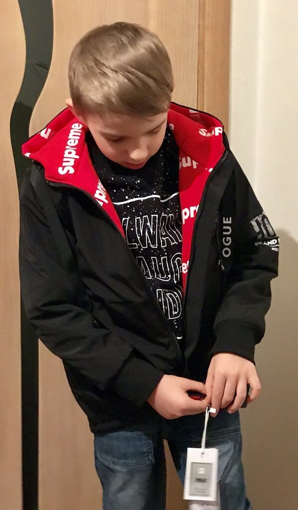 Самая модная куртка сезона! оверсайз, унисекс,весенняя куртка для мальчика,для девочки фото №1