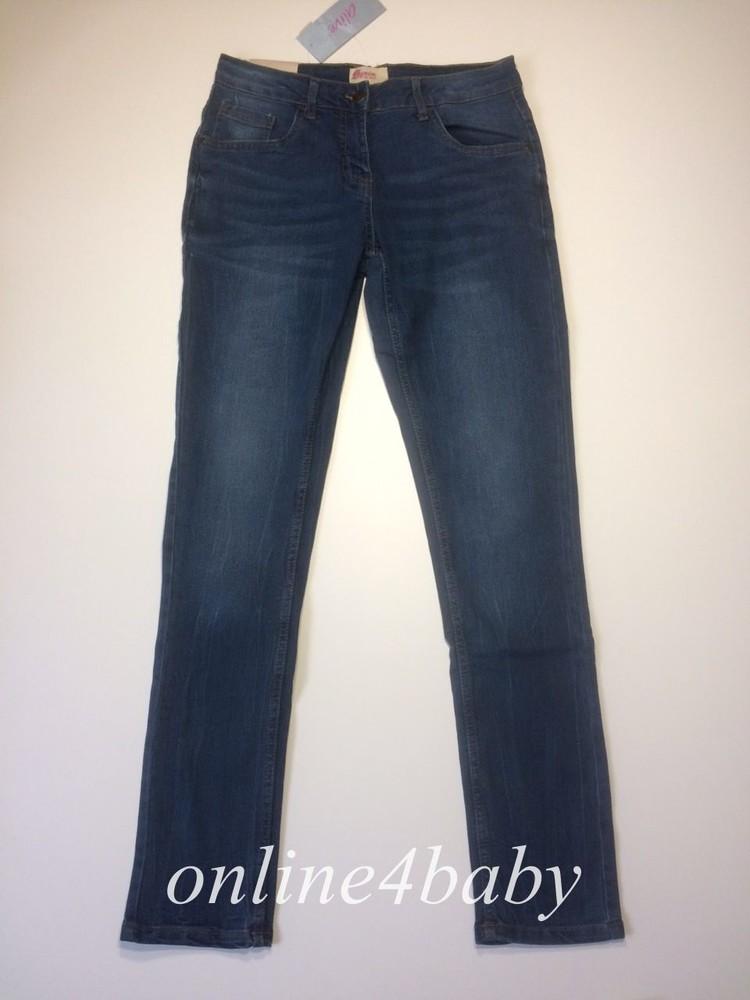 Стрейчевые джинсы alive на девочку 13-14 лет фото №1