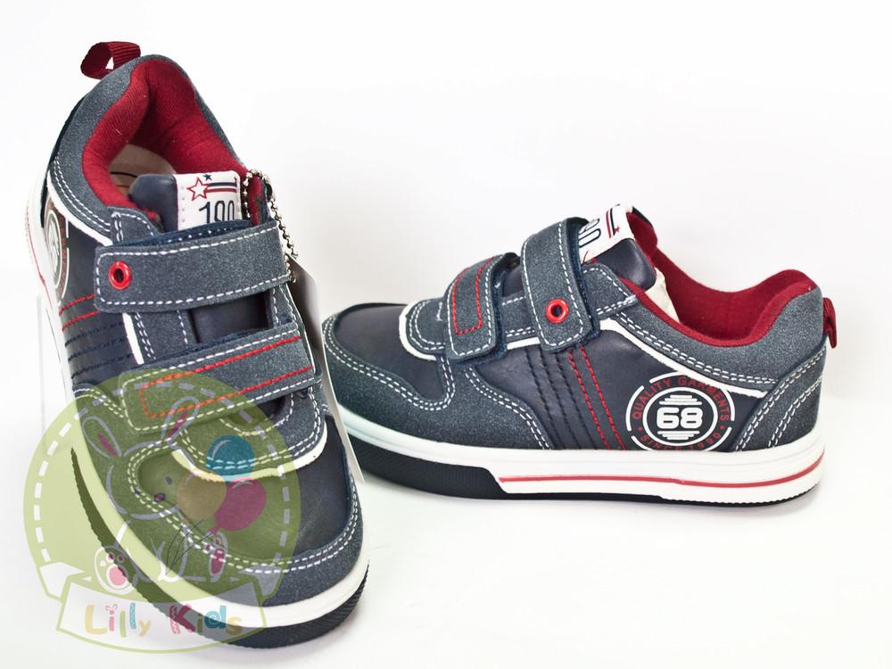 Кроссовки кеды cникерсы для мальчика biki, bi&ki, tom.m размеры 25-30 фото №1