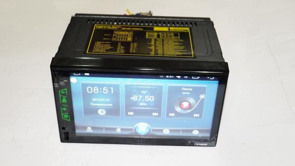 2din автомагнитола pioneer fy6511, fy6509 gps, 4 ядра, 16gb rom, 1gb ram, adnroid фото №1
