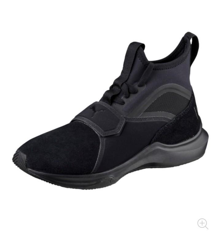 Новые, оригинал, р.39, 25см, шикарные кроссовки puma phenome suede фото №1