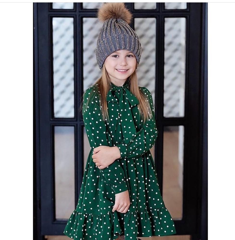Самое красивое весеннее вискозное платье фото №1