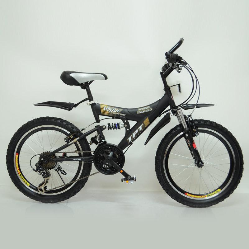 Спортивный велосипед maxima-vogue t20-7261, 20 дюймов,  21 скоростей. фото №1