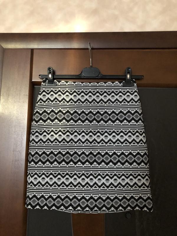 Актуальная юбка-карандаш от бренда orsay на наш 44. супер! фото №1