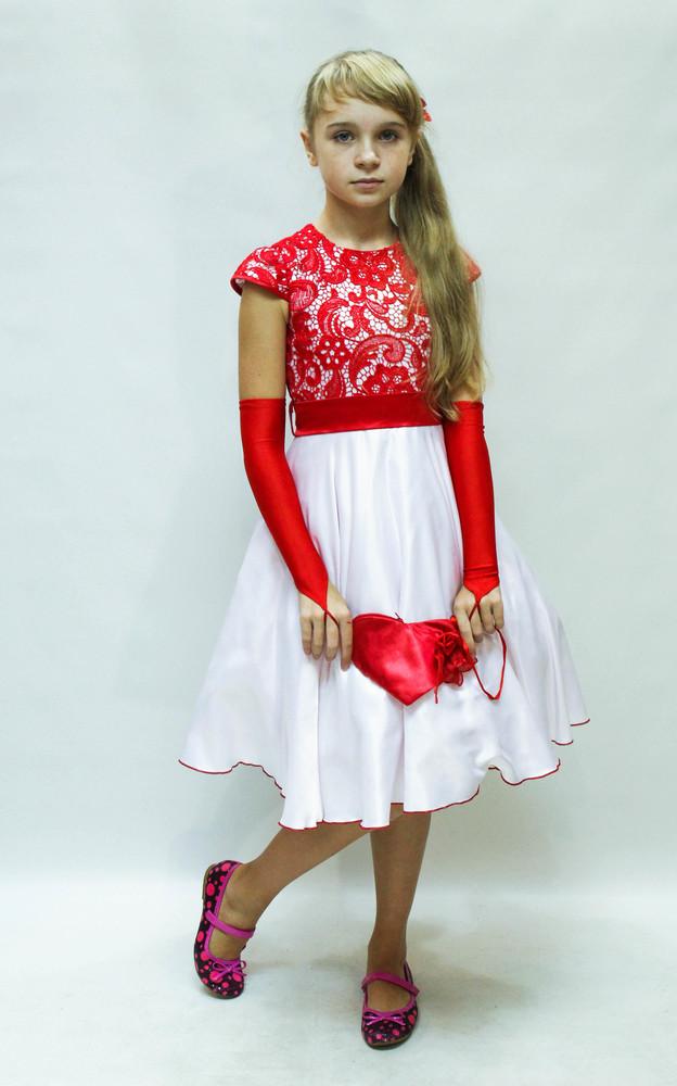 Продам выпускное кружевное платье. фото №1