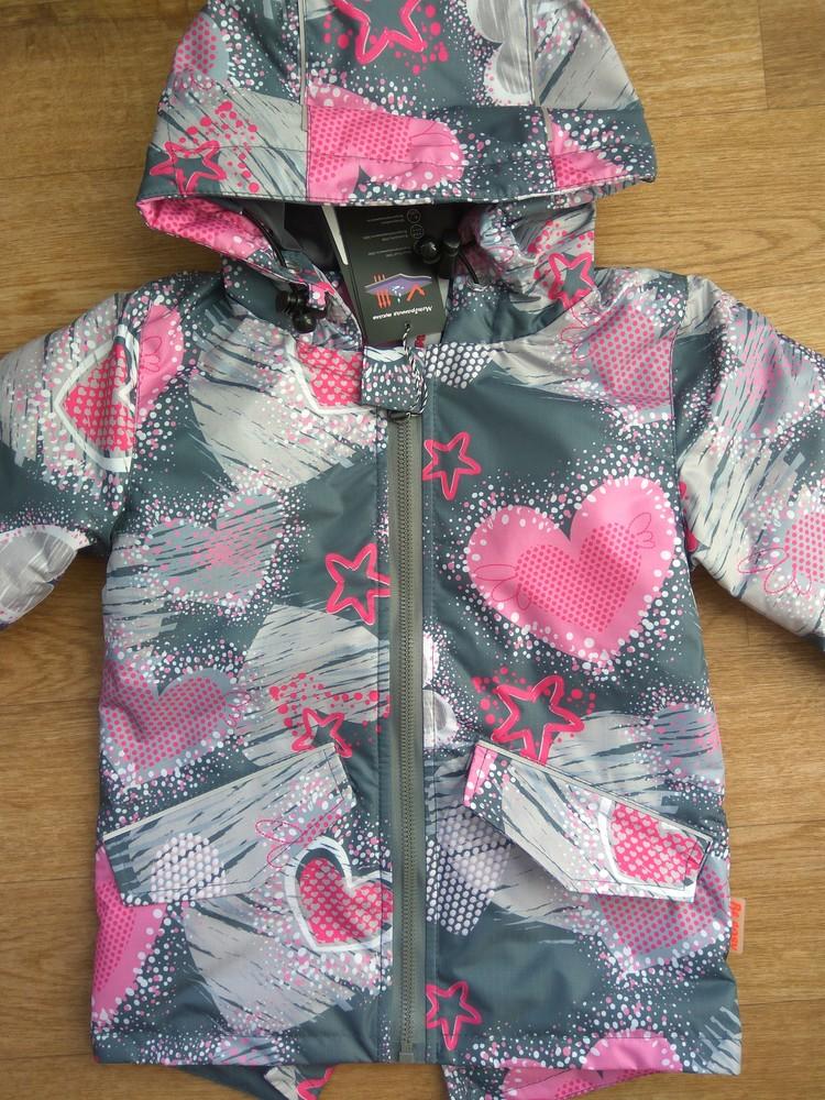 Демисезонная куртка be easy из мембранной ткани фото №1