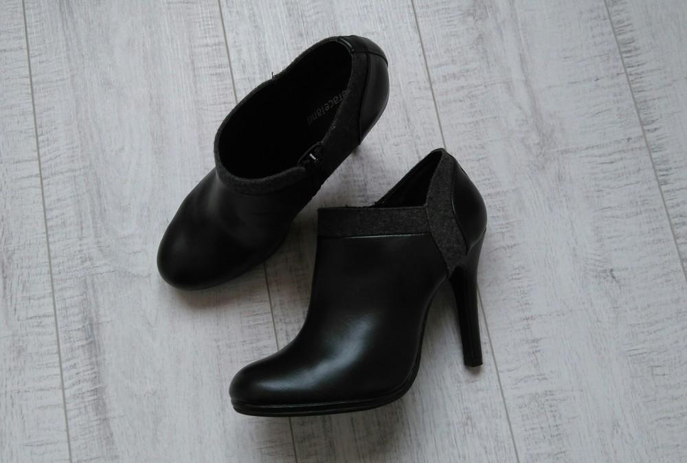 Ботинки туфли graceland 36 р фото №1
