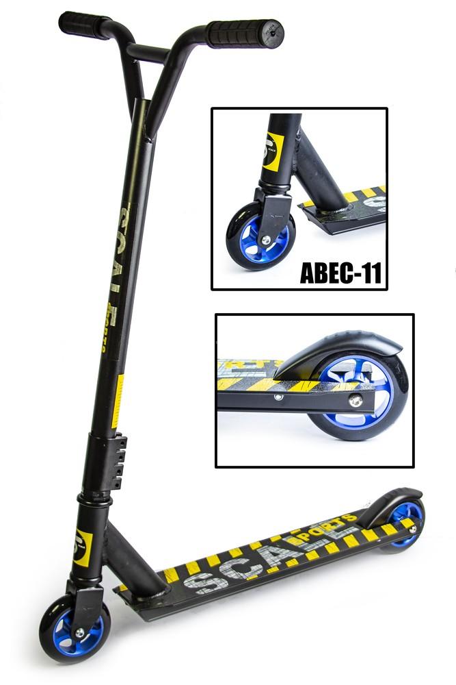 Трюковый самокат scale sports extrem abec-11 фото №1