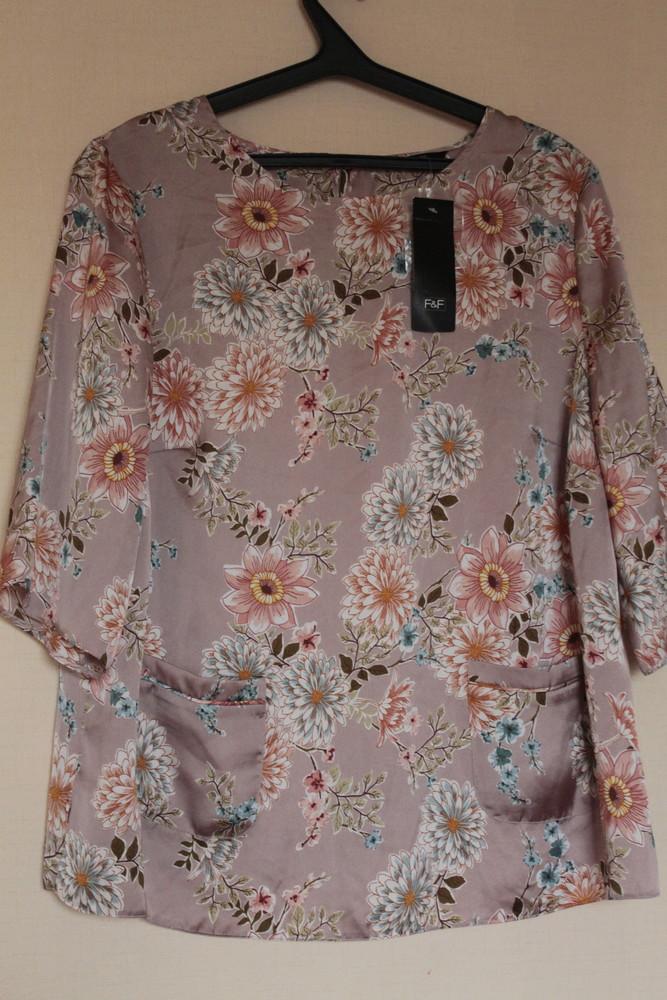 Блузка f&f, размер 20. фото №1