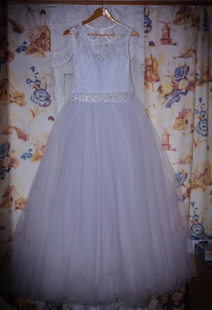 Свадебное платье фото №1
