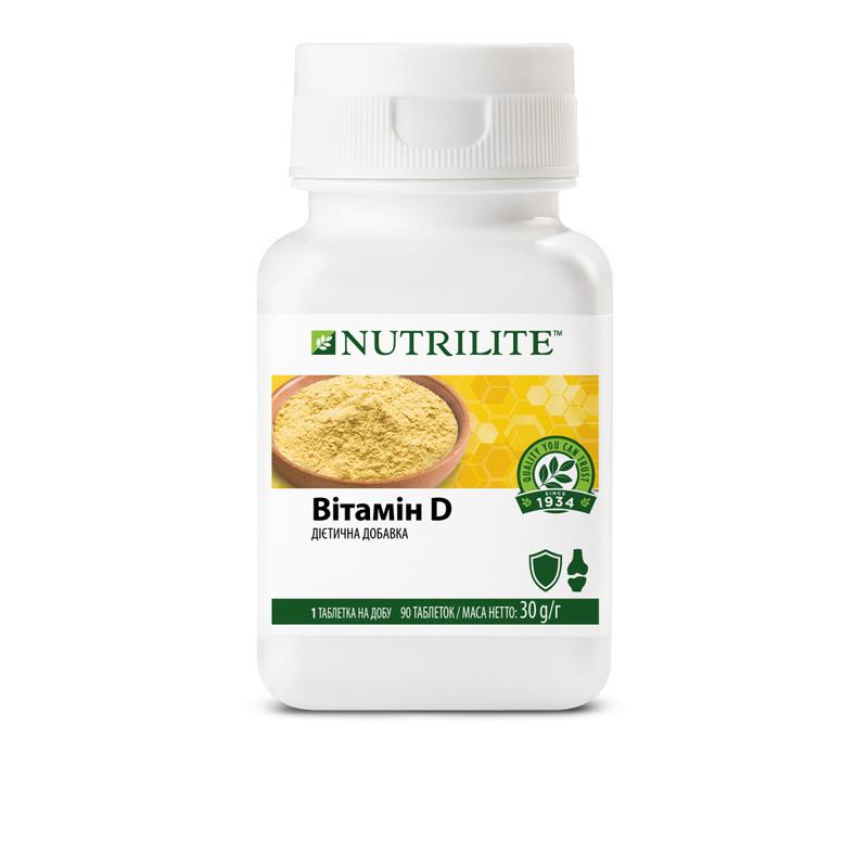 Витамин d nutrilite™ (90 табл.) фото №1