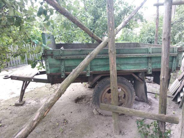 Причеп тракторний фото №1