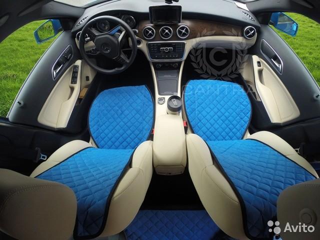 Накидки на сидения автомобиля! фото №1