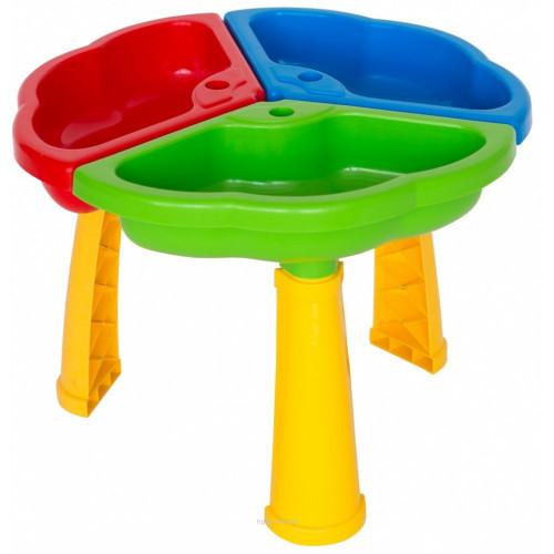 Игровой столик песочница wader 39481 фото №1