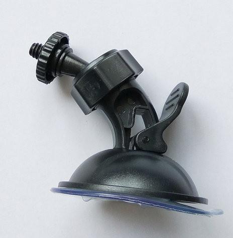 Крепление для видеорегистратора с присоской k6000 фото №1