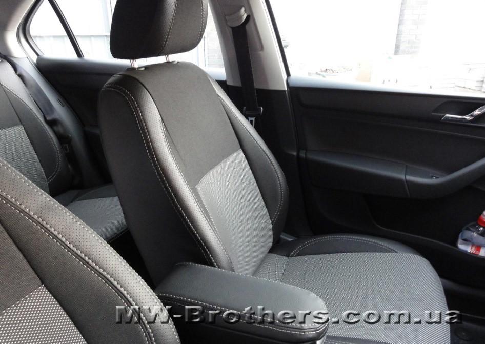 Комфортабельные авточехлы на сидения для seat. фото №1