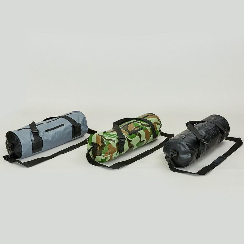 Водонепроницаемая сумка с плечевым ремнем waterproof bag 0379-10: объем 10л (3 цвета) фото №1