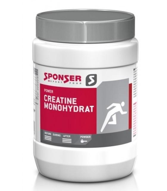 Creatine monohydrate креатин моногидрат 500 гр sponser 100%-ый чистый моногидрат креатина. фото №1