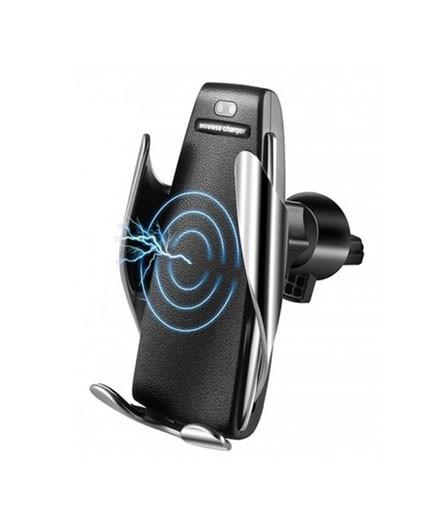 Автомобильное зарядное с держателем penguin smart sensor s5 фото №1