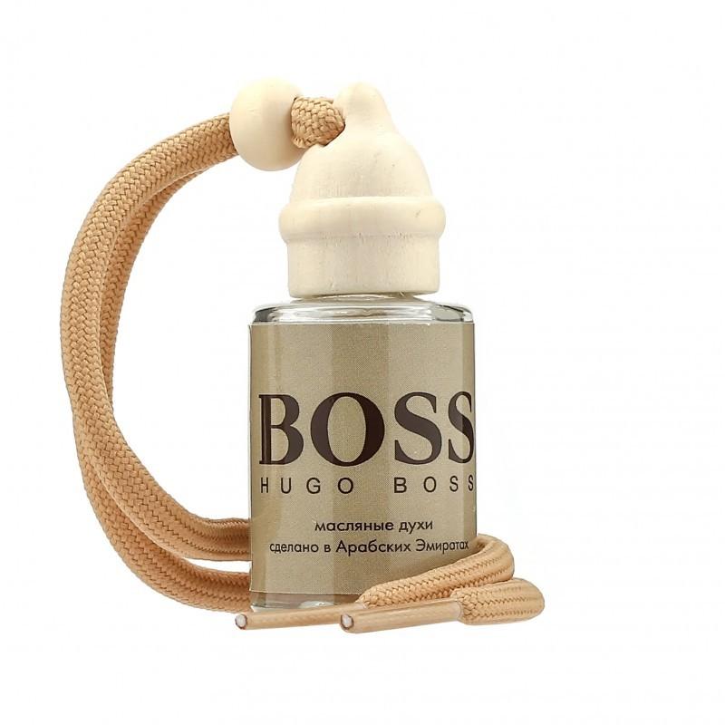 Автопарфюм hugo boss boss bottled № 6 12 ml фото №1