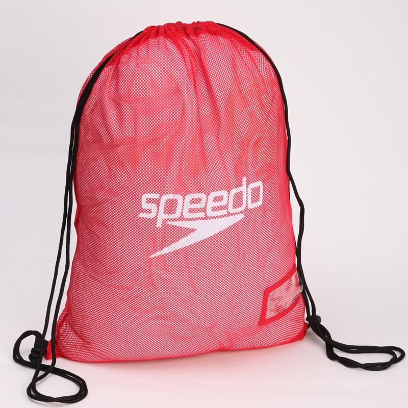 Рюкзак мешок складной speedo equipment mesh bag 076446 (сумка мешок): размер 68х49см фото №1