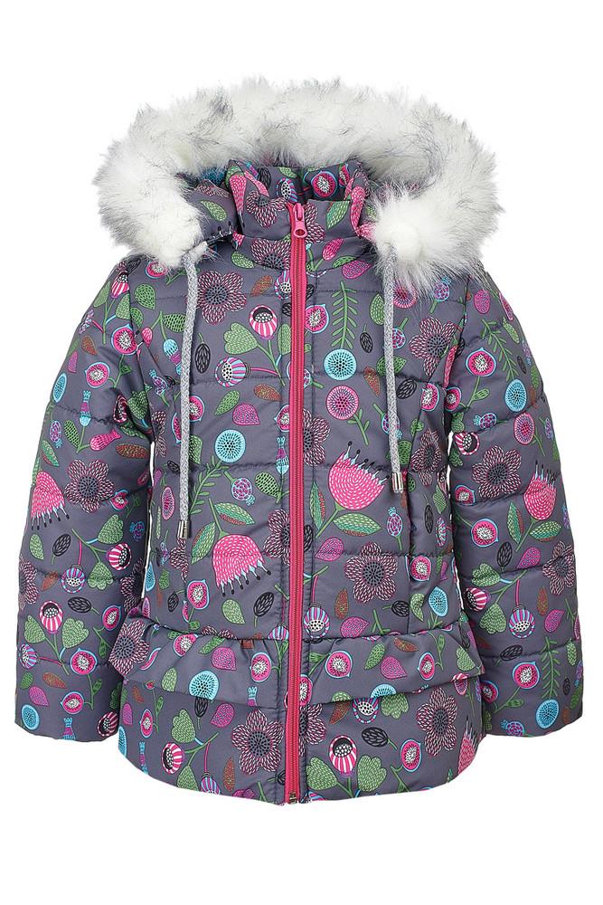 Зимняя куртка для девочки 3-6 лет, 451 фото №1