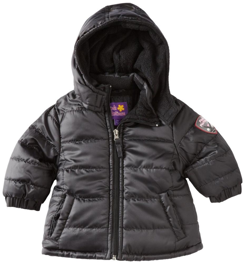 Куртка для девочки 1-2года pink platinum (сша), замеры фото №1