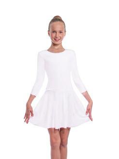 Купальник детский с юбкой для танца фото №1
