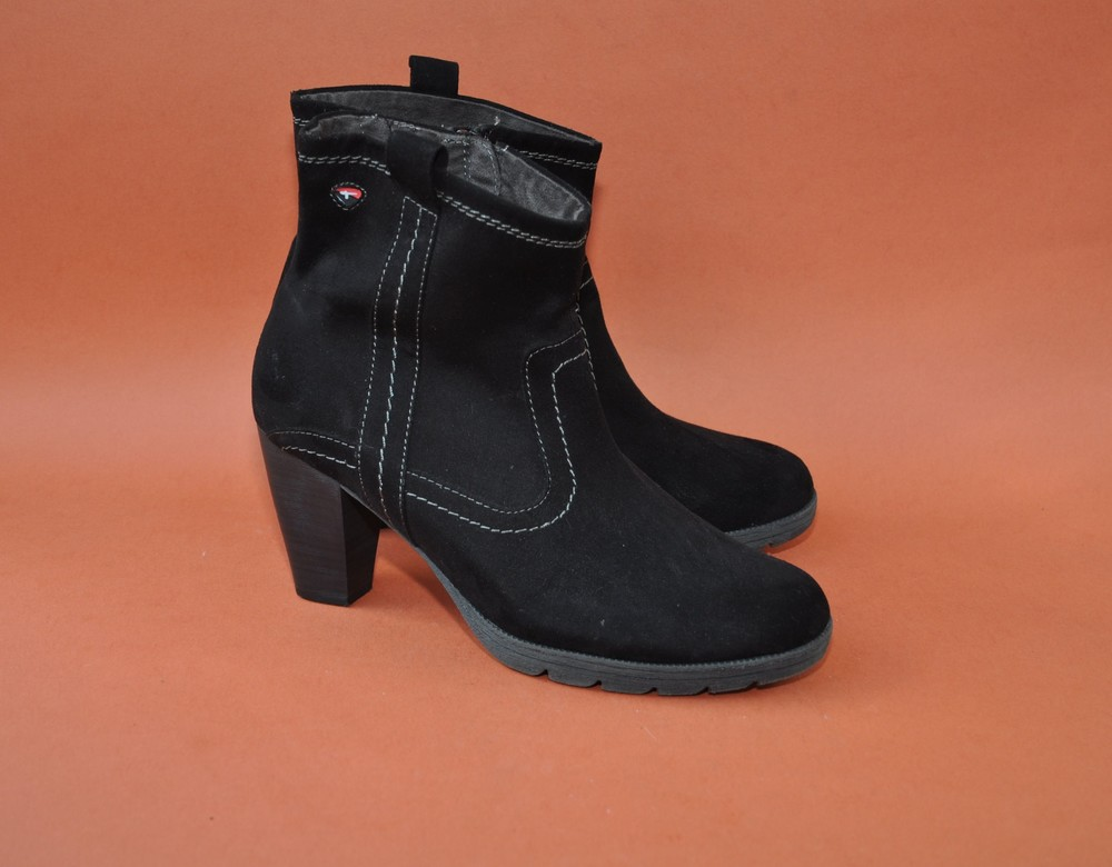 Ботинки tamaris 39р 26см фото №1