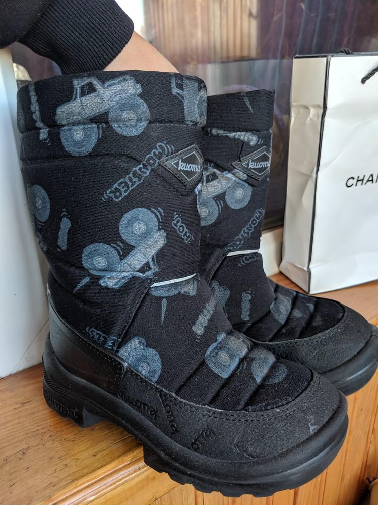 Ботинки сапоги kuoma куома 30 размер фото №1