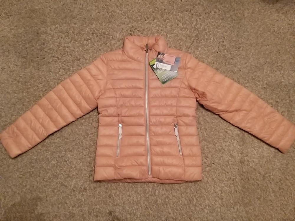 Курточка с х/б подкладкой на осень и весну на девочку 140 разм. от pocopiano германия. фото №1