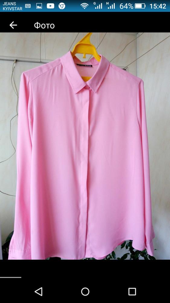 Блуза идеальный покрой и цвет фото №1