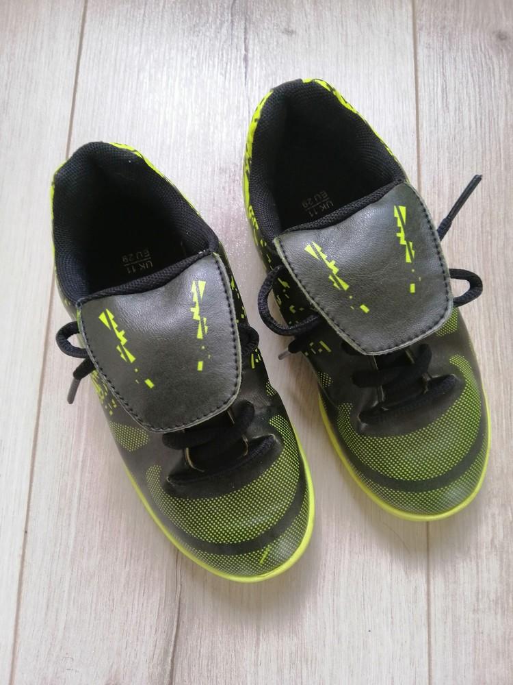 Кроссовки на мальчика 29р фото №1