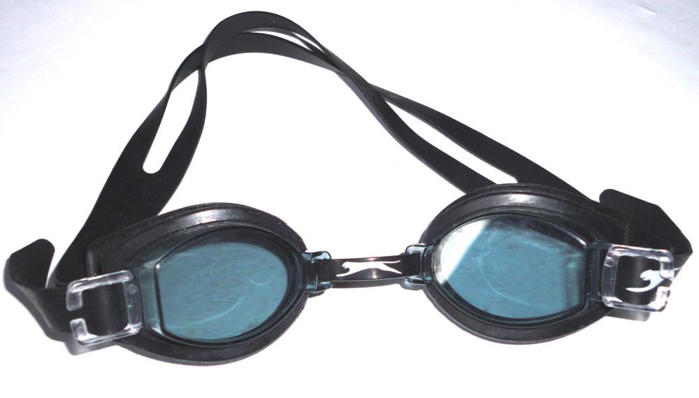 Очки для плавания slazenger подростковые 10-16 лет фото №1