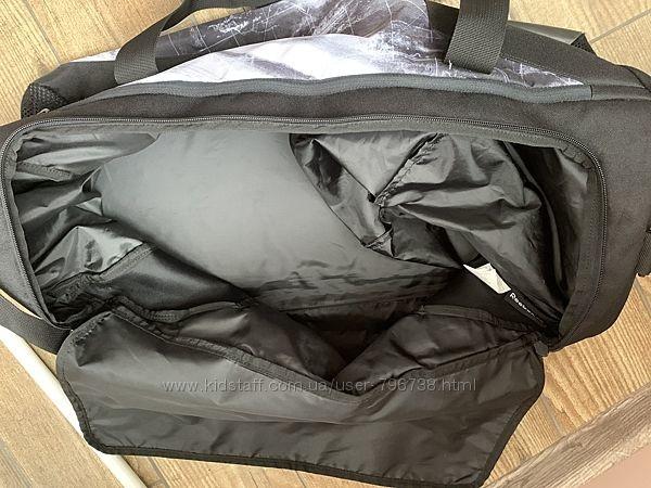 Большая спортивная сумка reebok состояние идеальное фото №1