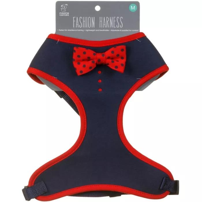 Шлея шлейка для собаки pooch couture англия размер м фото №1