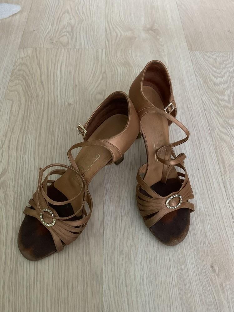 Galex туфли для танца, 24 см фото №1