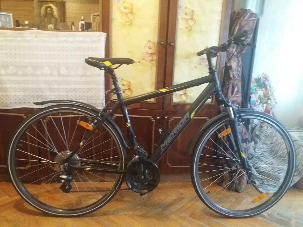 Велосипед meriba iso 4210 фото №1