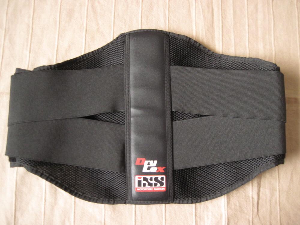 Ixs dry-lex belt (м) мото пояс защитный фото №1