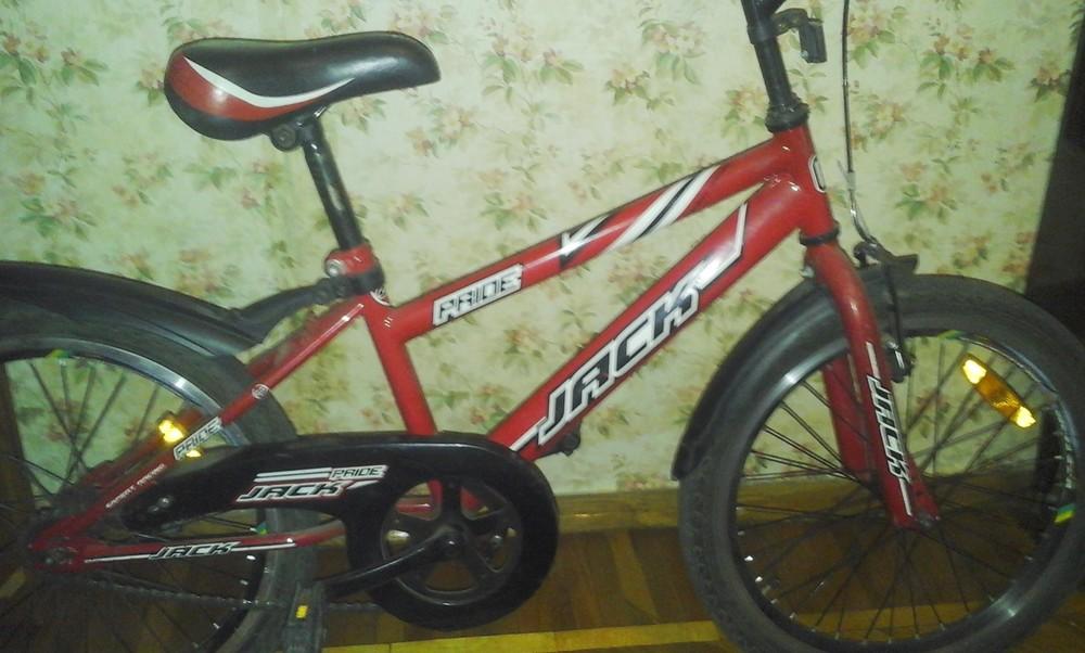 Продам велосипед pride jack 20 фото №1