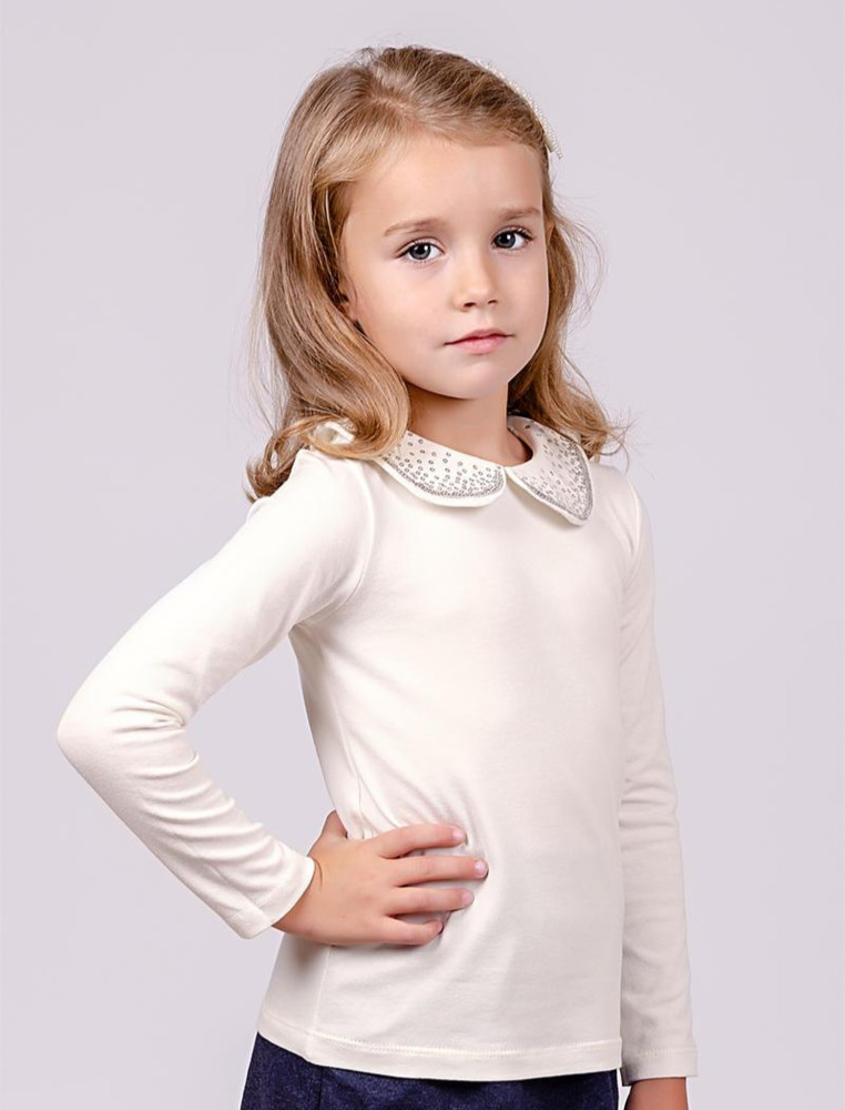 Блузка школьная фото №1