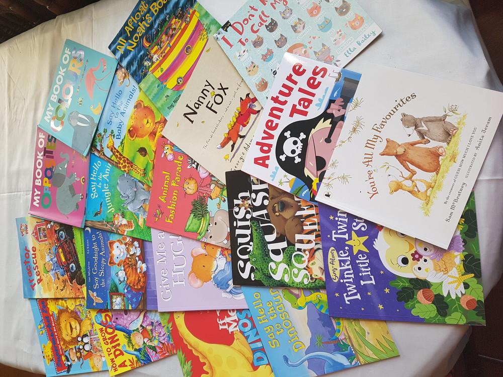 Книги для деток на английском языке фото №1