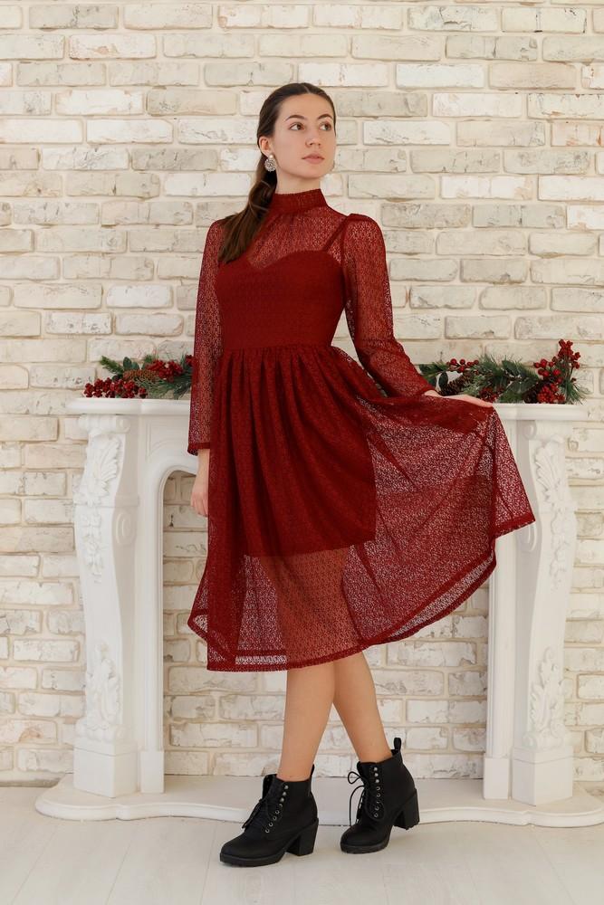 Изысканное нарядное платье две расцветки фото №1