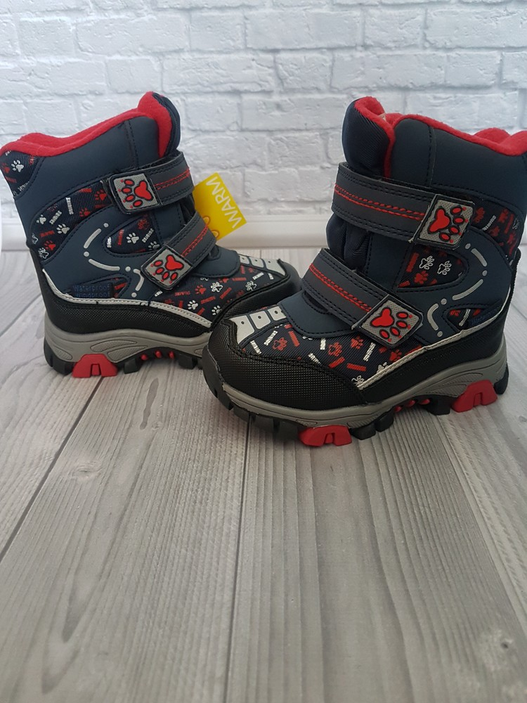 Зимние термо ботинки! фото №1